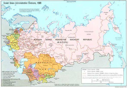 苏联加盟共和国